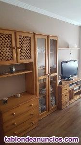 Muebles salon + mesa con 6 sillas