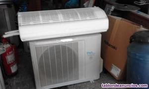 Split aire acondicionado bomba calor inverter