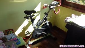 Se vende bicicleta estatica de spinning