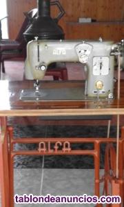 Vendo maquina de coser electrica alfa