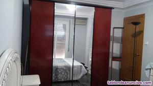 Vendo armario, lamapara de pié y mueble auxiliar