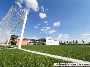 Alquiler campo de fútbol 11 para entrenamientos
