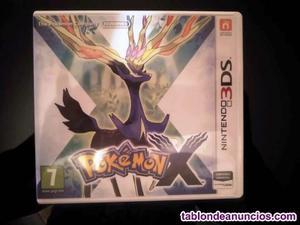 Pokemon x nintendo 3ds y 2ds