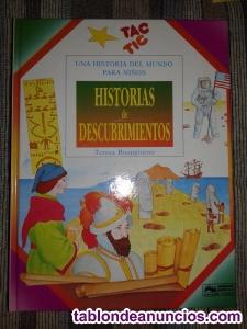 Historia del mundo para niños-historias de descubrimientos.