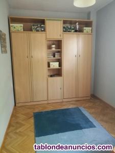 Mueble de 2 camas abatibles poco uso