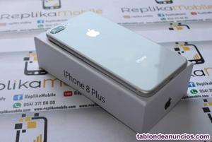 Vendo iphone 8 plus replica de alta gama