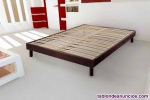 Sommier de cama de matrimonio ikea
