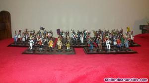 Coleccion soldados de plomo