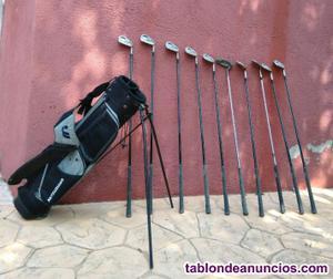 Juego completo palos de golf mizuno