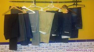 Lote de ropa semi nueva talla pequeña