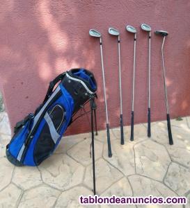 Medio juego palos de golf cougar