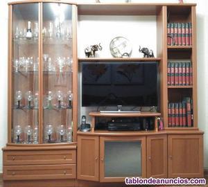 Mueble libreria salon o salita