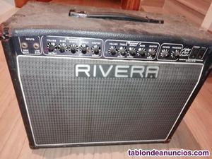 Amplificador guitarra valvulas 55 w