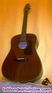 Guitarra acustica aria mod. Aw 70