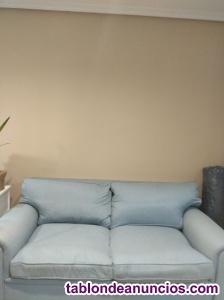 Se vende sofá dos plazas