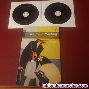 """Vendo libro de lectura en ingles """"a time of waiting"""""""
