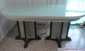 Oferta conjunto mesa + sillas comedor