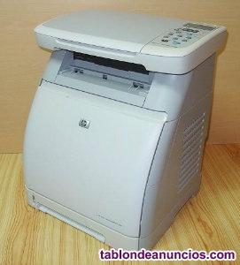 Tres impresoras para reparar o piezas