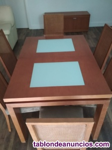 Vendo mesa comedor extensible