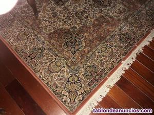 Venta de alfombra lana virgen. Urge