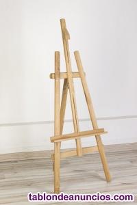 Caballete de madera (x2)