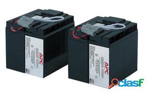 APC Replacement Battery Cartridge #55 Ión de litio batería