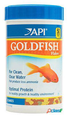 API Goldfish Escamas 1000 ml 162 gr
