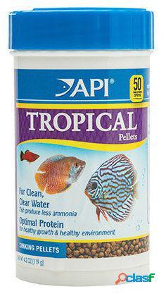 API Tropical Granulado 250 ml 119 gr