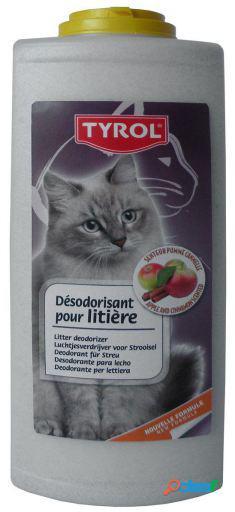 Agrobiothers Cat Litter Deodoriser Apple/Cinnamon 700Ml 90