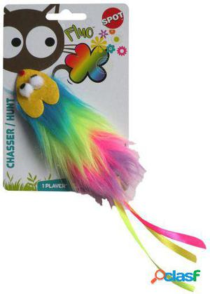 Agrobiothers Catnip Mouse Fluo Cat Toy 185 GR