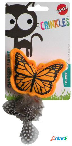 Agrobiothers Crinkle Butterfly Cat Toy 26 GR