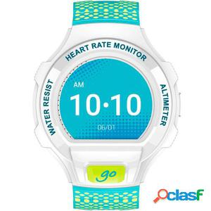 "Alcatel ONETOUCH GO 1.22"" IPS Verde, Blanco reloj"