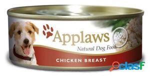 Applaws Lata con Pechuga de Pollo para Perros 156 GR