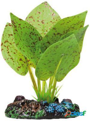 Aquatic Plants Planta de Plástico Nenufar Moteado S 7 KG