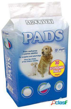 Arquivet Empapadores para Perros y Gatos de 60x60 1.37 kg