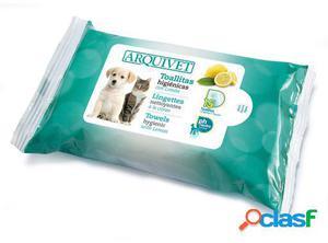 Arquivet Toallitas Higienicas para Perros y Gatos 135 GR