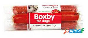 Axis-Biozoo Snack Boxby Hot Dog Pollo y Bacon 100 GR