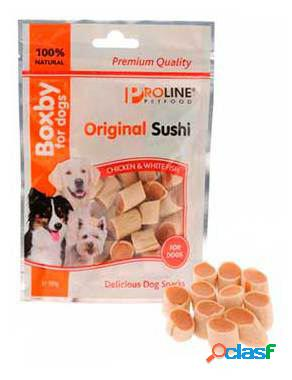 Axis-Biozoo Snack Boxby Sushi para Perros 100 GR