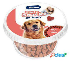 Axis-Biozoo Snack Corazones de Buey para Perros 100 GR