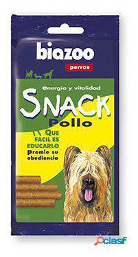 Axis-Biozoo Snack para Perros Pollo (Bolsa) 200 GR