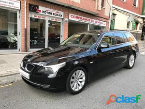 BMW Serie 5 Touring diesel en Santurtzi (Vizcaya)
