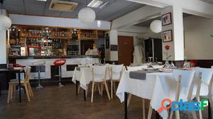 Bar- Restaurante en pleno rendimiento en zona comercial