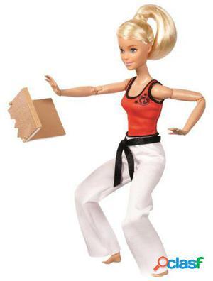 Barbie Barbie Muñeca Deportista 32 Cm 200 gr