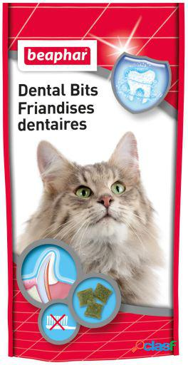 Beaphar Bocaditos Higiene Dental Cat A Dent Bits 35 GR