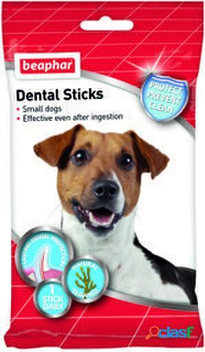 Beaphar Snack Dental Sticks para Perros Pequeños 112 GR