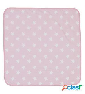 Bolin Bolon Manta de coche rosa
