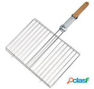 Campingaz Cesta grill rectangular 35x25 cm para su jardín