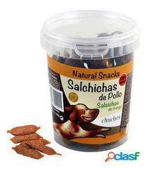 Canatract Salchichas de Pollo para Perros (Bote) 200 GR