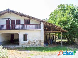 Casa Rústica en venta en Laukiz de 750 m2