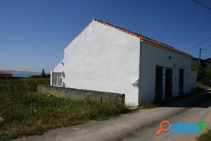 Casa para reformar en La Playa de las Dunas, Corrubedo, A